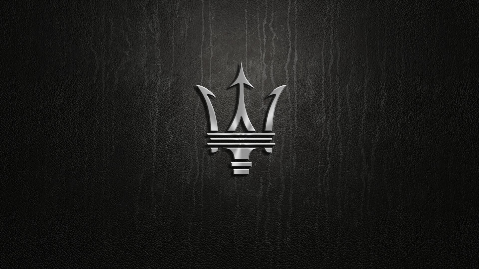 64 Maserati Logo Wallpapers on WallpaperPlay 1920x1080