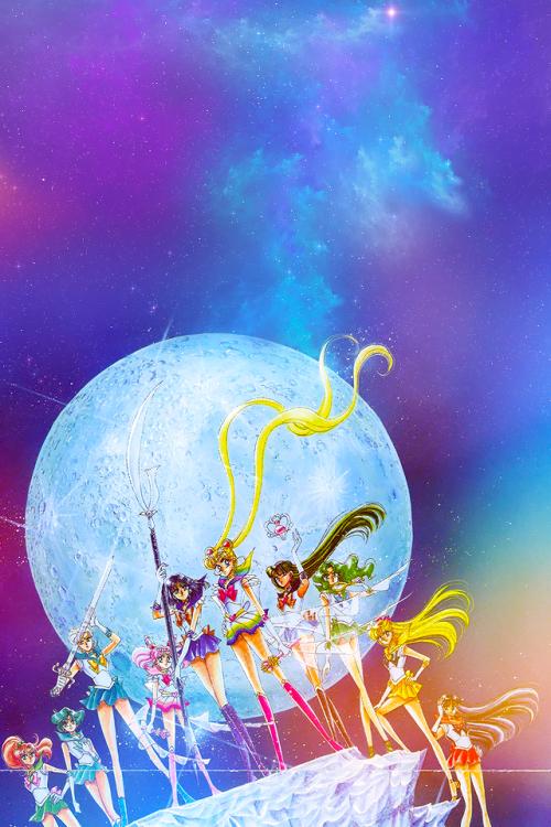 Sailor Moon iPhone Wallpaper  WallpaperSafari
