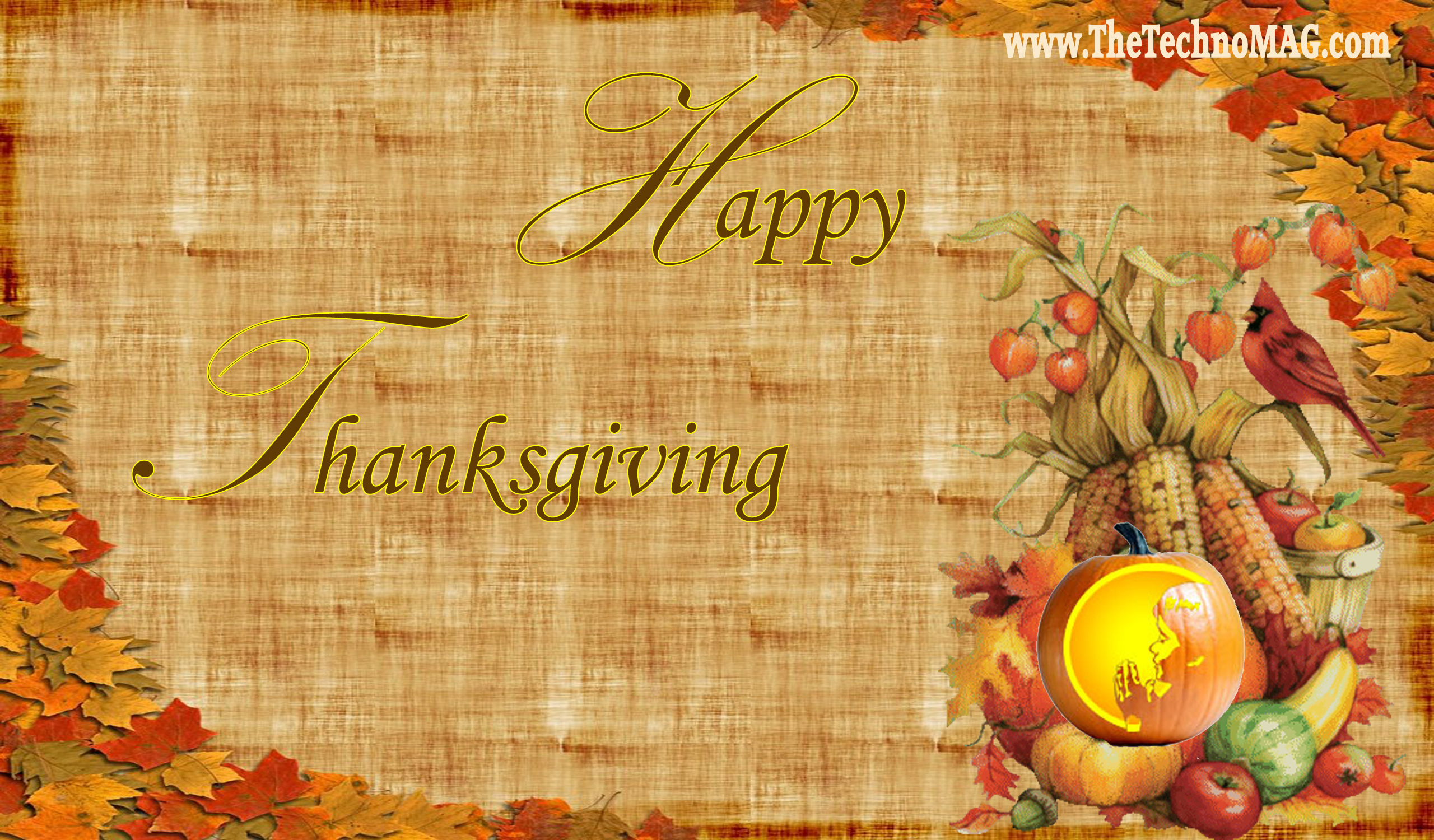 Happy Thanksgiving Wallpaper Backgrounds 2560x1500