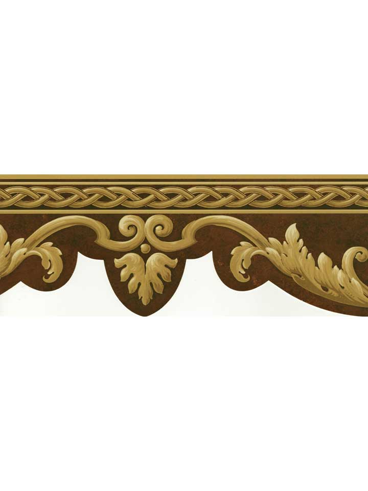 Embossed 5 1 8 Crown Molding Wallpaper bordeR Wall Images   Frompo 720x960