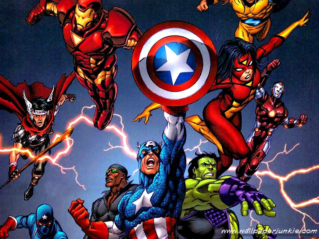 Download 500+ Wallpaper Animasi Marvel Gambar HD Terbaru