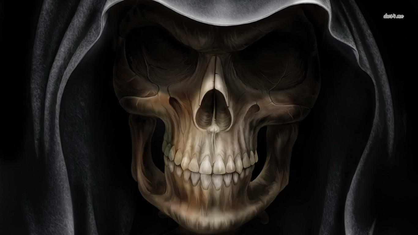 Grim Reaper wallpaper   Fantasy wallpapers   8137 1366x768