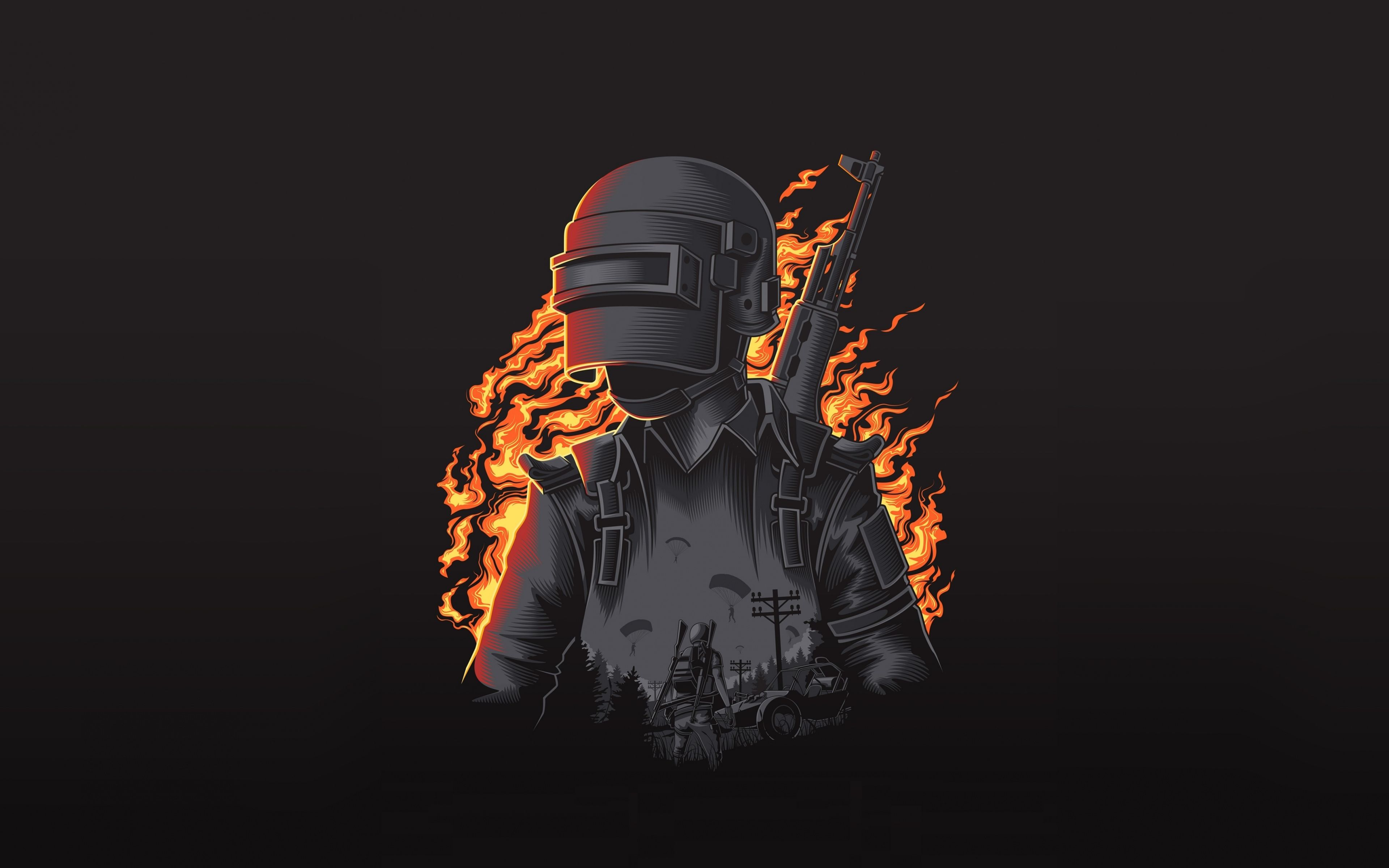 24 Pubg 4k Wallpapers On Wallpapersafari