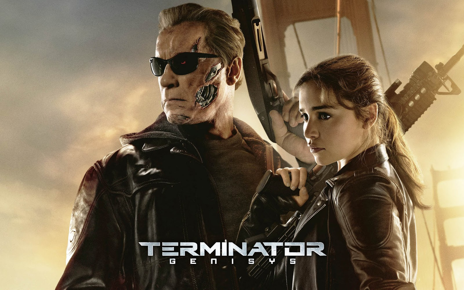 Terminator Genisys wallpapers Movie HQ Terminator Genisys 1600x1000