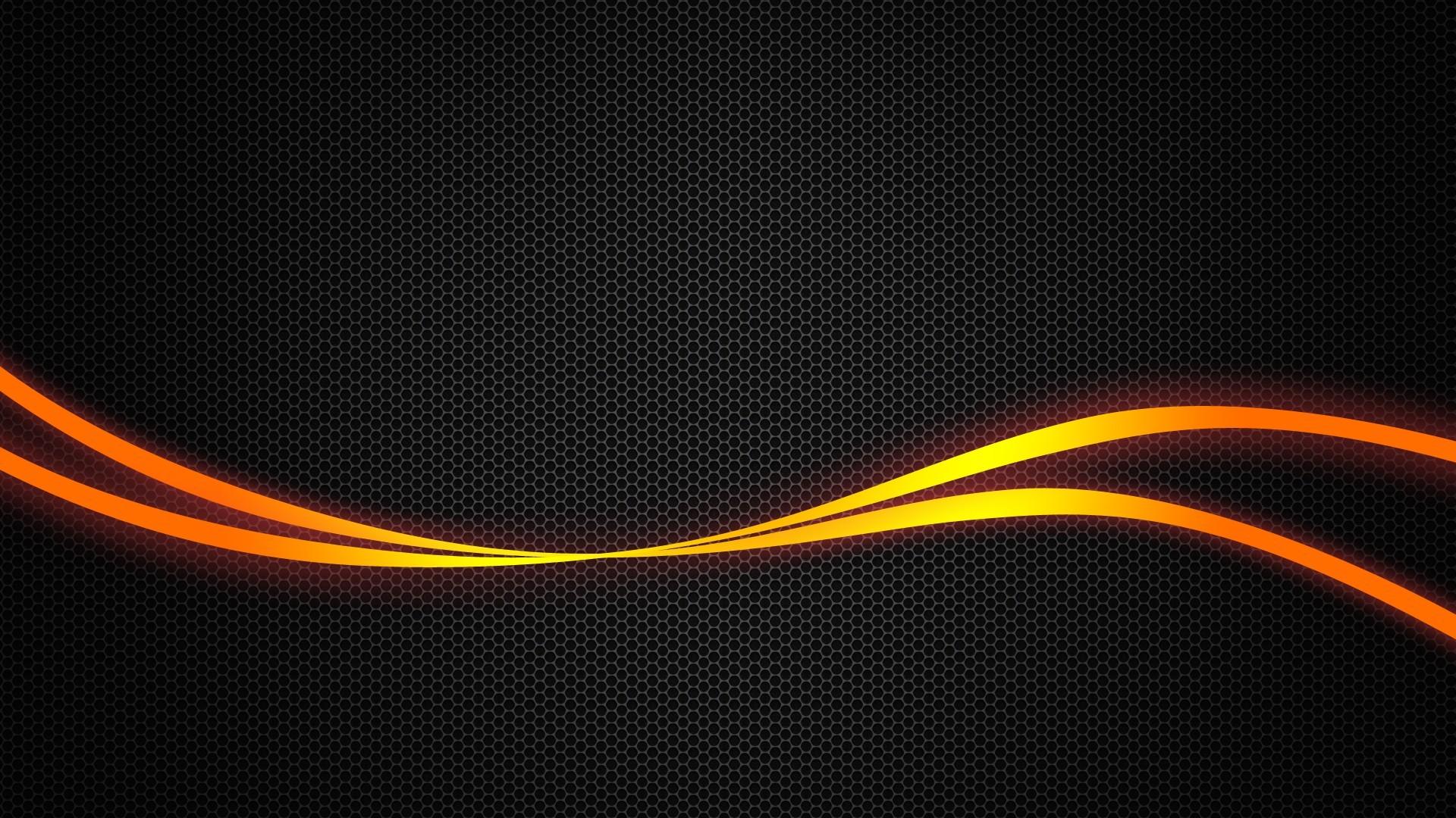 Orange and Black Wallpaper - WallpaperSafari
