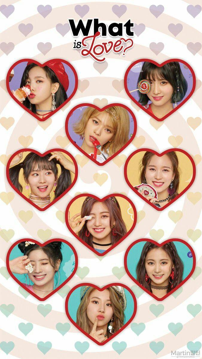 Twice wallpaper Lockscreen Kpop Momo Tzuyu sana Jihyo Mina Dahyun 675x1200