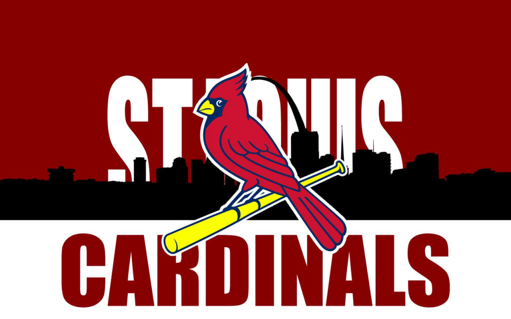 St Louis Cardinals Skyline Photo by poofiggle Photobucket 1024x640
