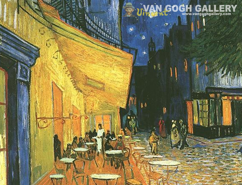 Free Download Van Gogh Starry Night Desktop Wallpaper Van