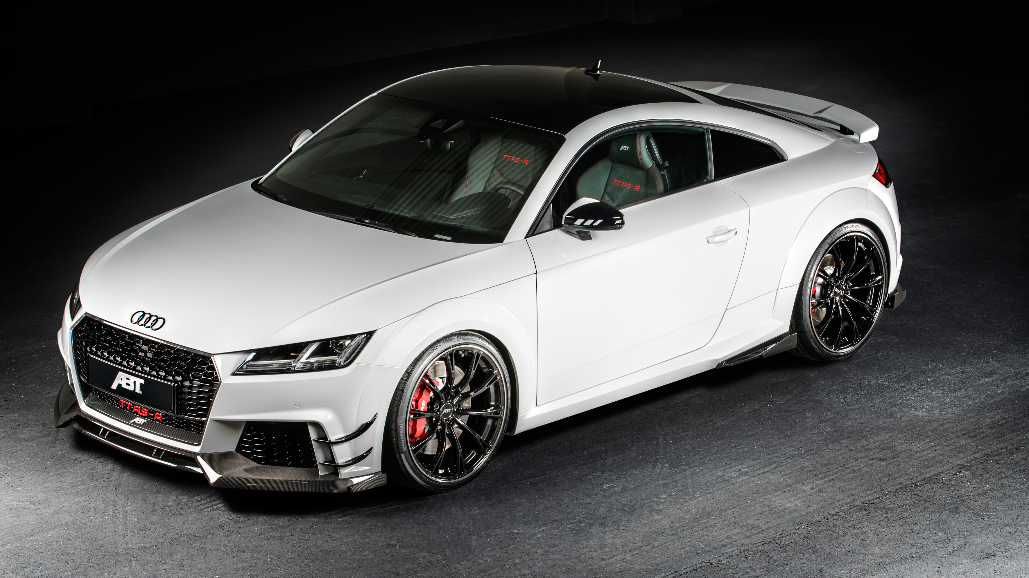 2017 ABT Audi TT RS R Wallpaper | HD Car Wallpapers