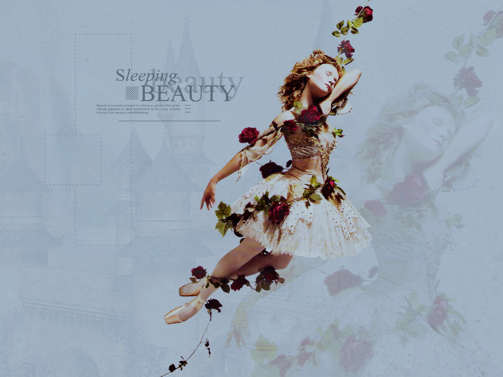 Ballet Wallpaper Dance Desktop 1024x768