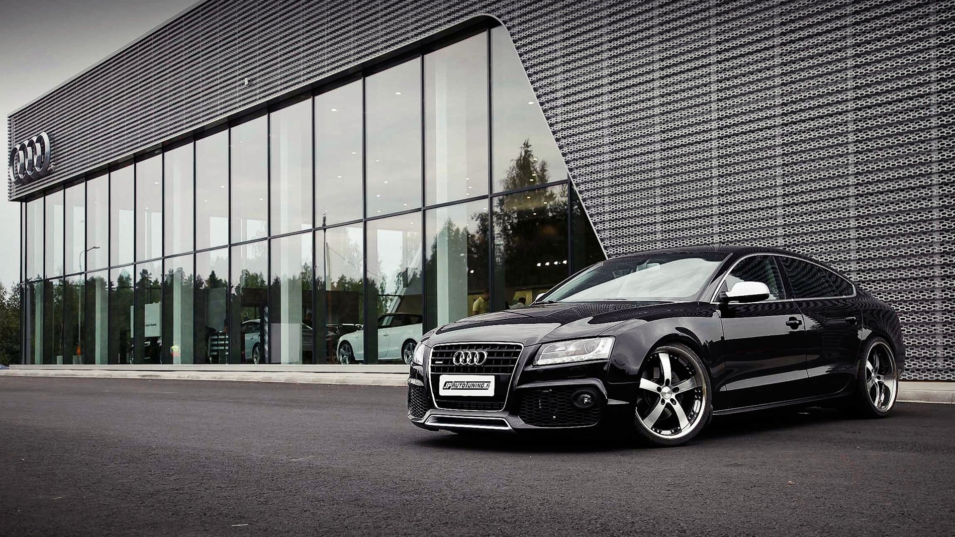 Audi RS5 HD Desktop Wallpaper HD Desktop Wallpaper 1920x1080