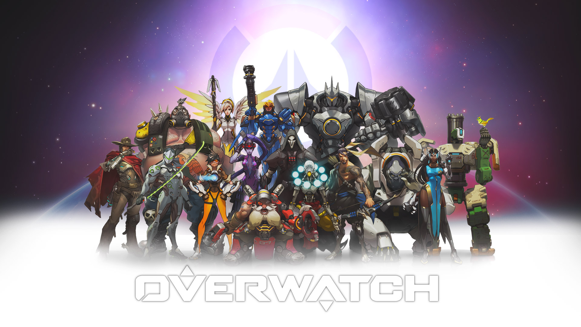 Free Download Wallpapers Overwatch Characters Wallpaper