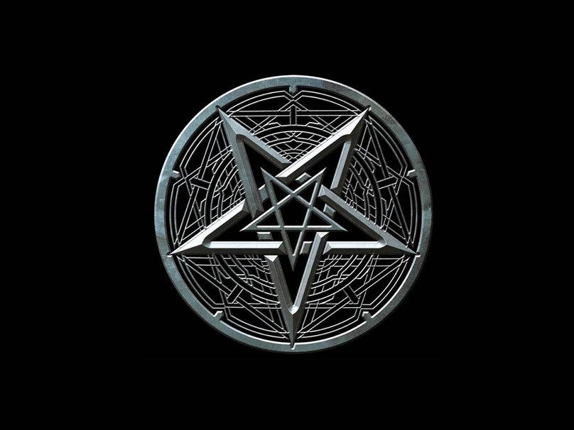 pentagrama invertido fondo de pantalla   ForWallpapercom 808x606