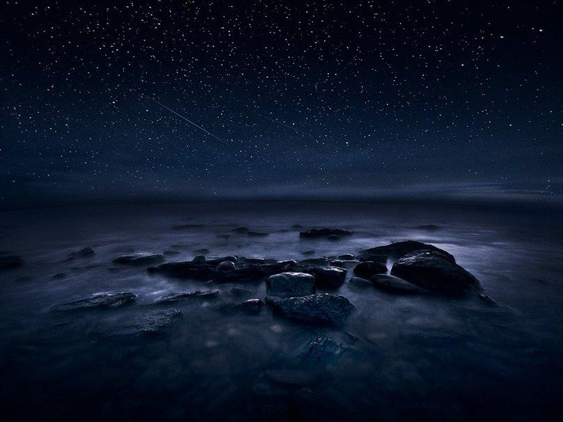 Midnight stars wallpaper   ForWallpapercom 808x606