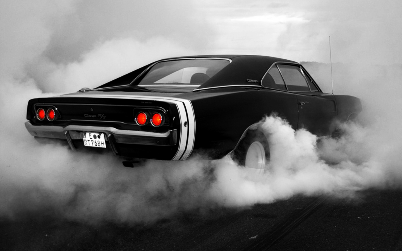 dodge charger rt burnout dodge charger vintage cars HD Wallpaperspng 1440x900