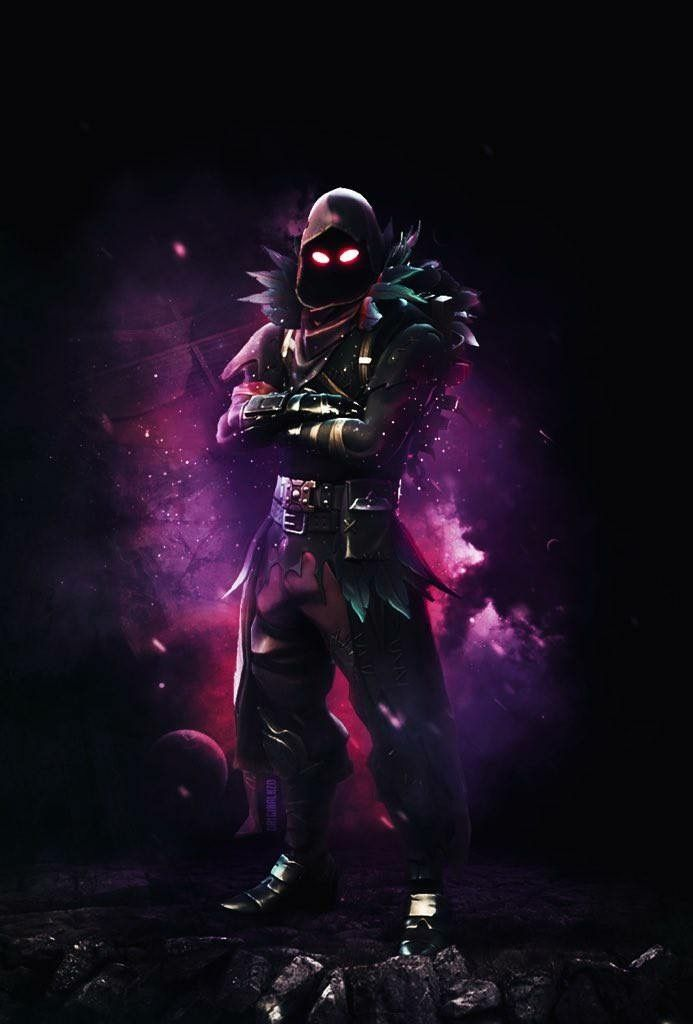 I Need That Raven Skin So badly Come back to the shop pls 693x1024