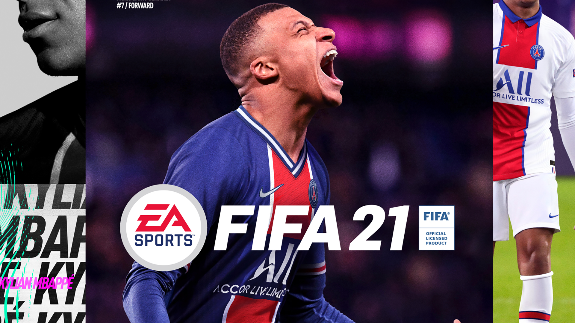 FIFA 21 cover star Who will be the face of EA Sports new game 1920x1080