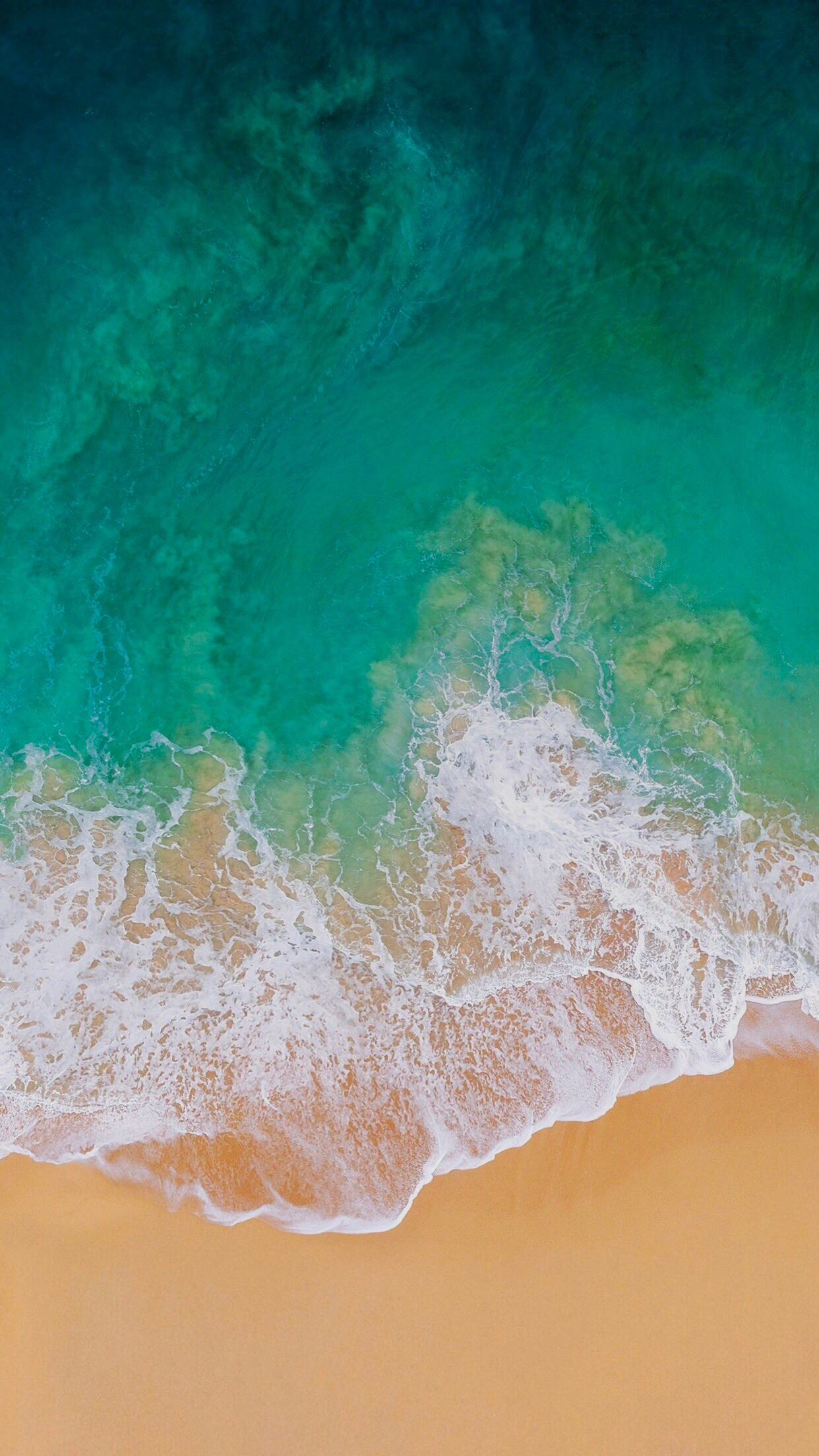 Download And Install The iOS 11 Wallpaper For iPhone iPad And Mac 1242x2208