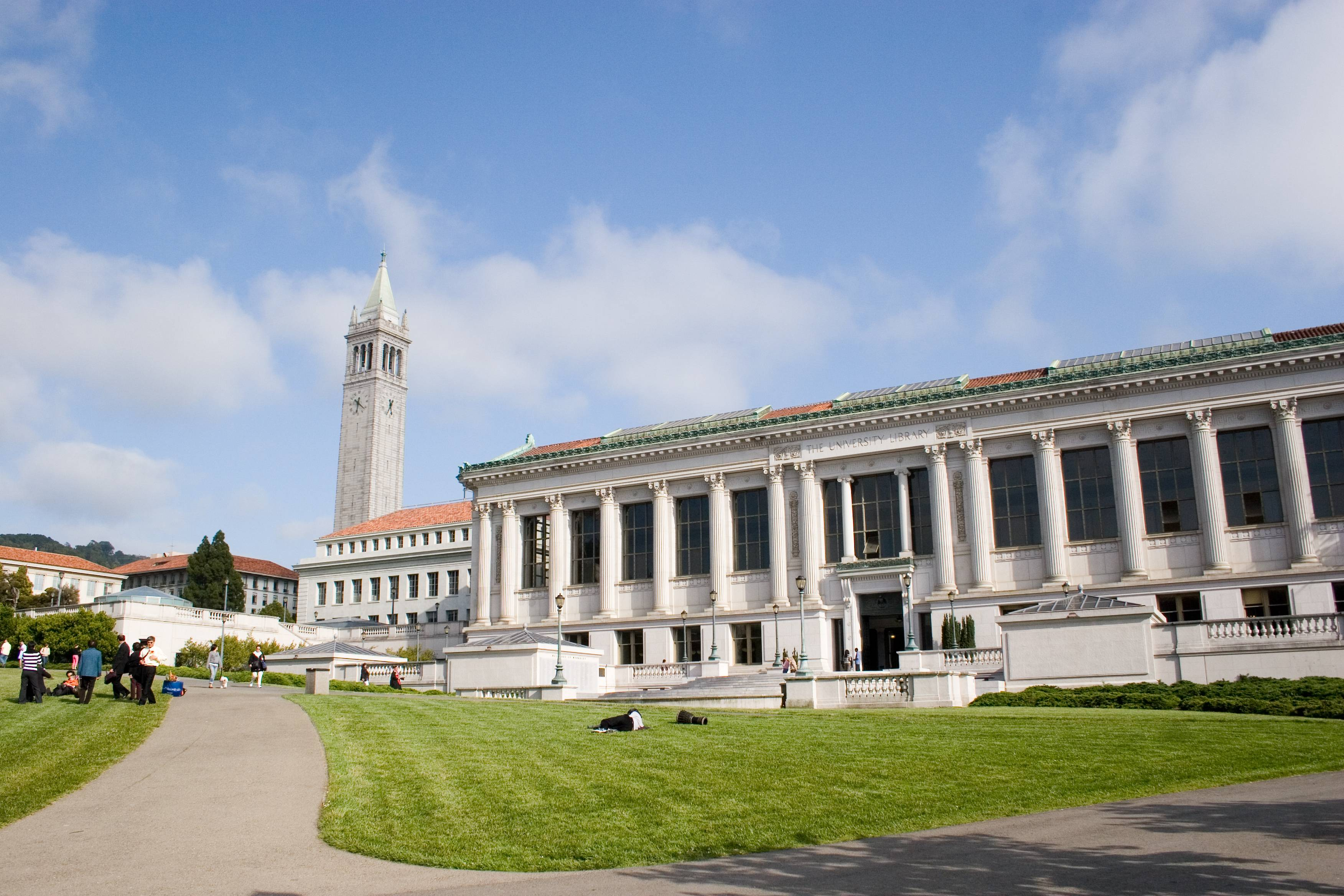 UC Berkeley Wallpapers 3504x2336