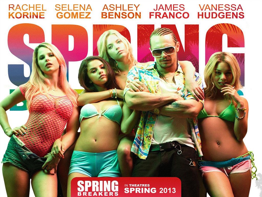 movie spring breakers wallpaper 516719jpegw1024 1024x768