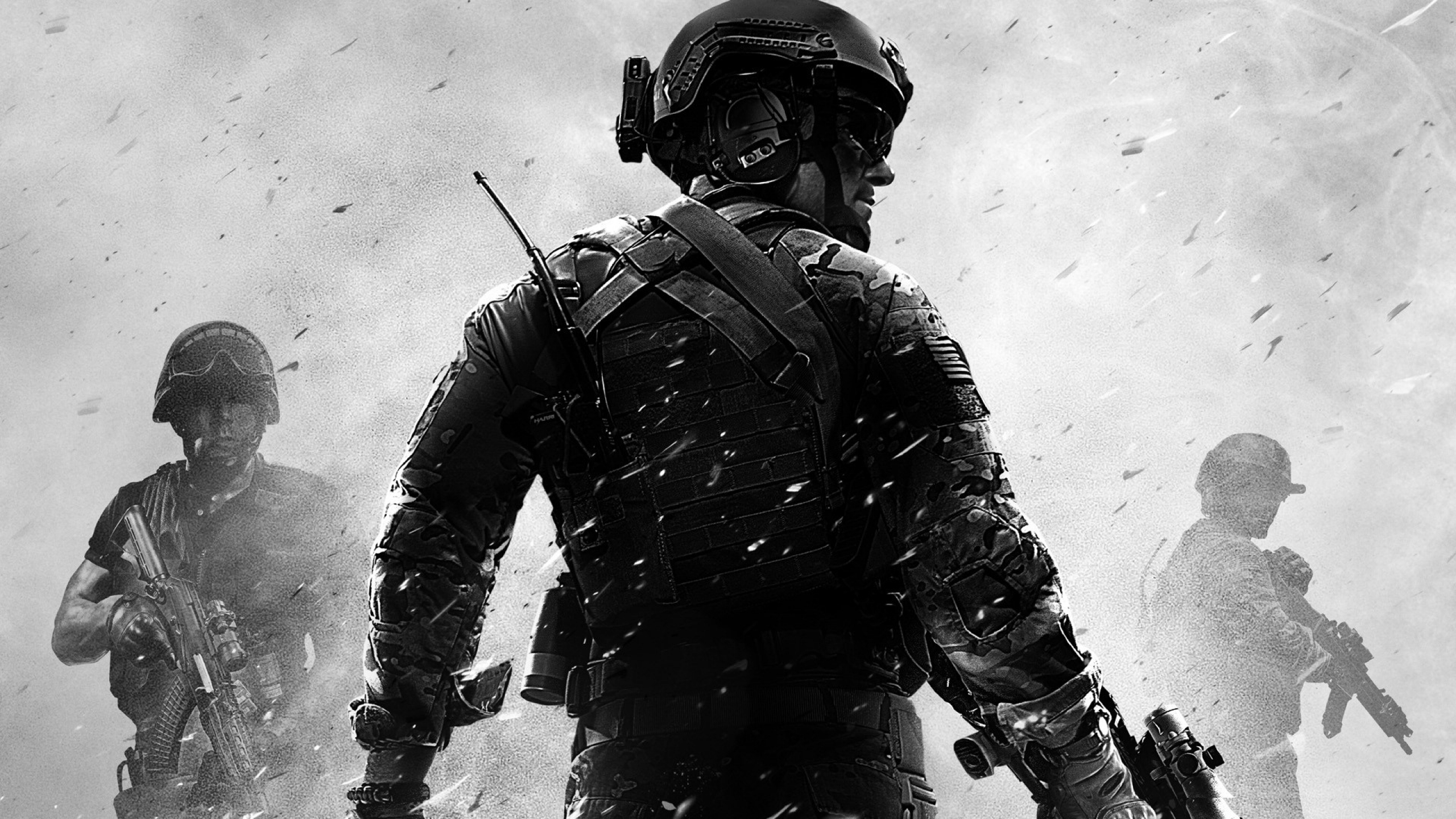 soldiers video games call of duty artwork call of duty modern warfare 2560x1440