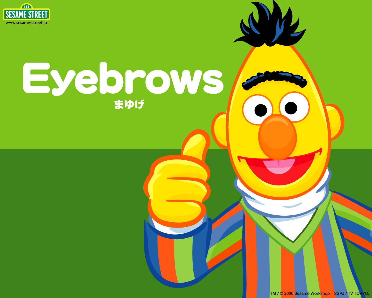 Sesame Street Learn Japanese   Sesame Street Wallpaper 17902560 1280x1024