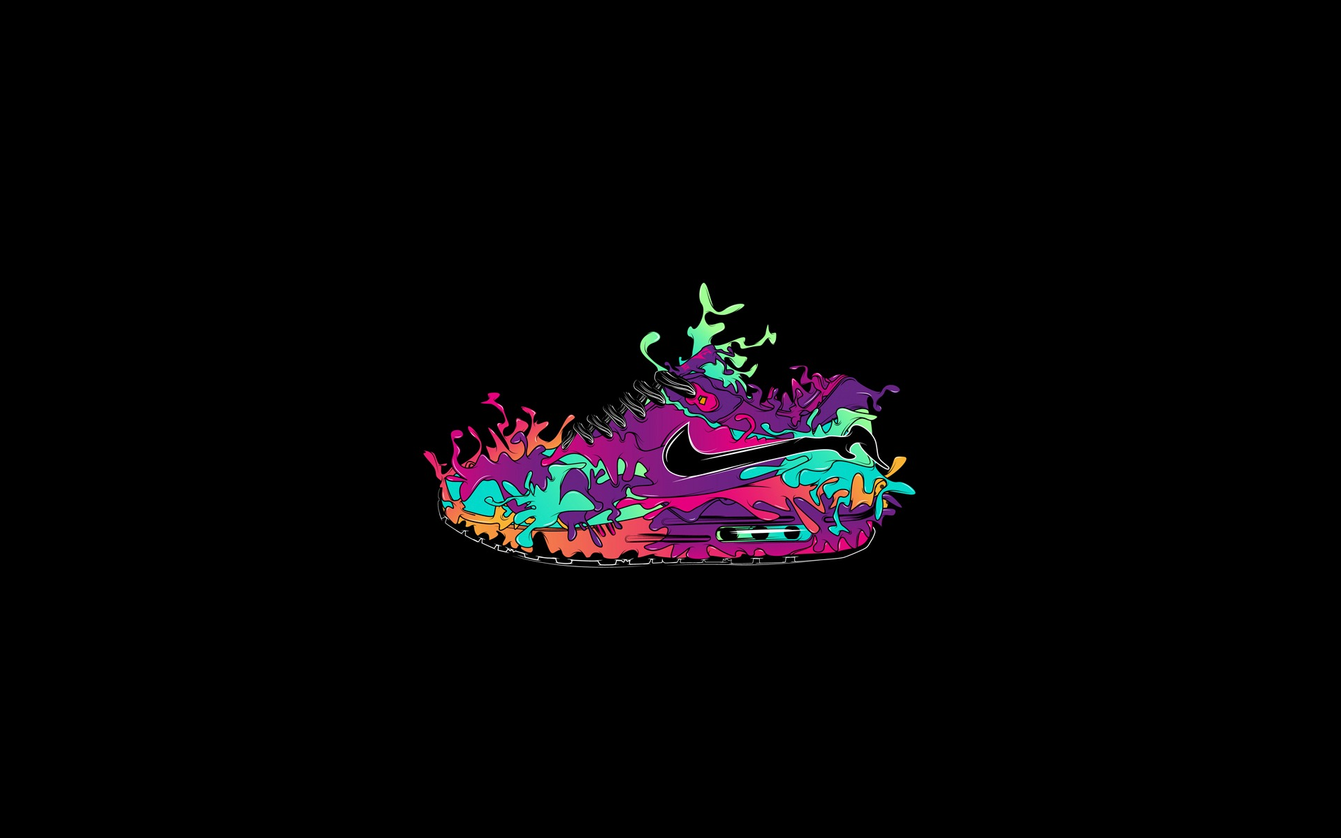 Cool Nike HD Wallpapers 1920x1200