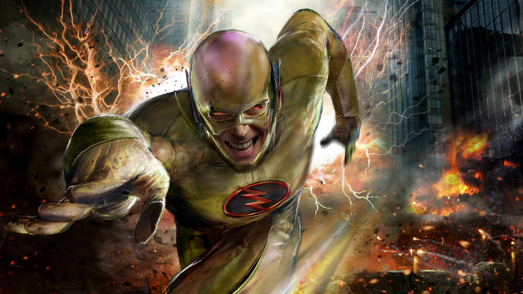 The Flash Grant Gustin tease un gros twist sur Reverse Flash 1024x576
