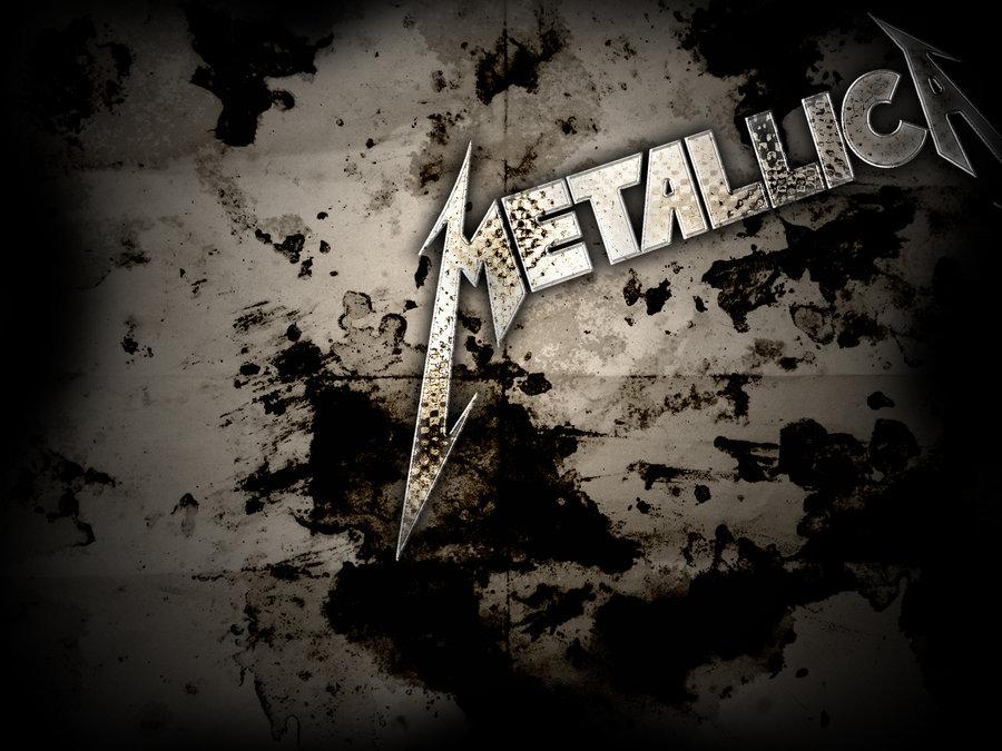 great metallica logo vector wallpaper 900x675