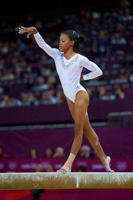 Pin Gabrielle douglas us artistic gymnast capture 432x650