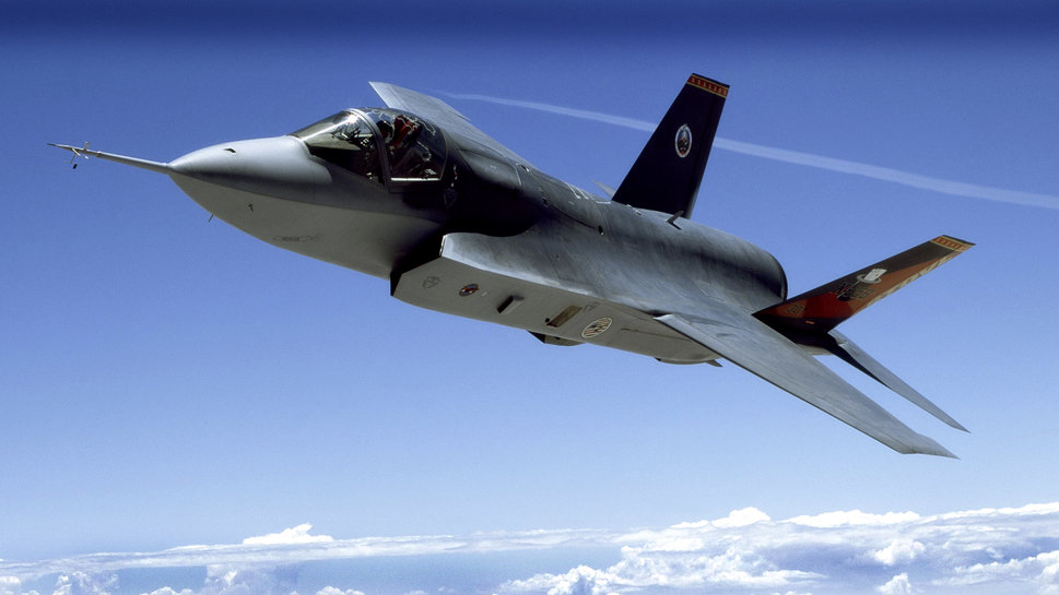 Lockheed Martin X 35 Wallpaper   ForWallpapercom 969x545