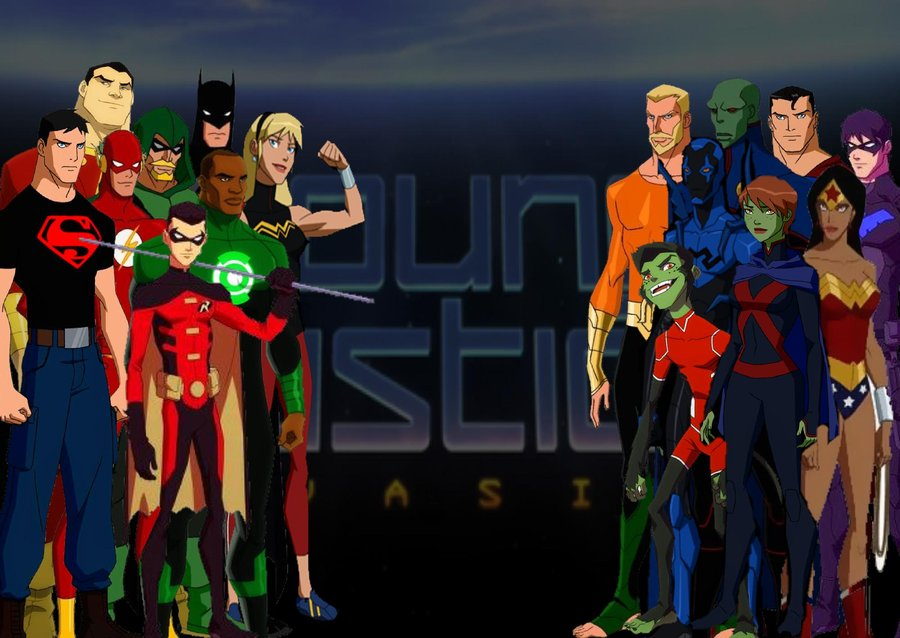 young justice invasion   Young Justice Photo 34062758 900x638