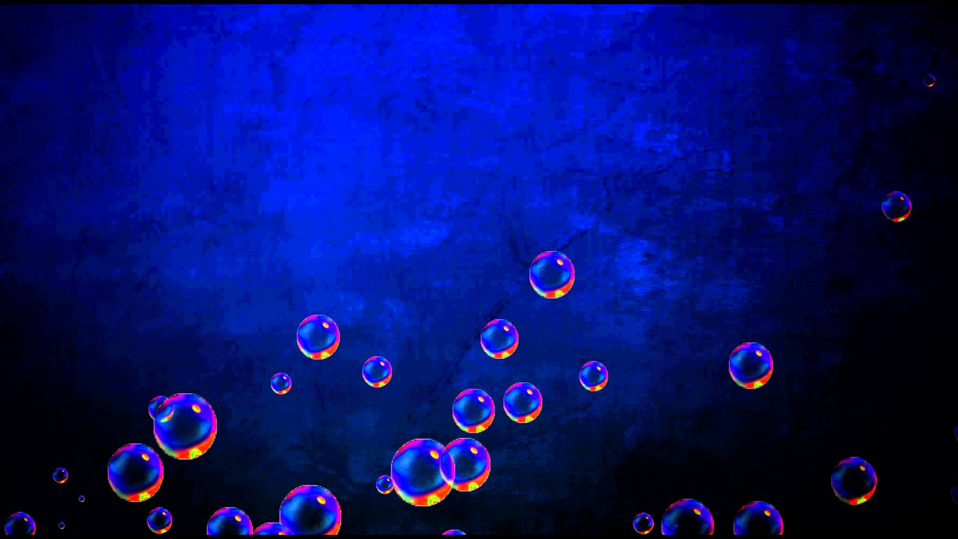 FREE 4K MOVING BACKGROUND   Bubbles 1920x1080