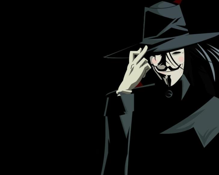 V For Vendetta Mask Wallpaper Army V for Vendetta Mask Wa...