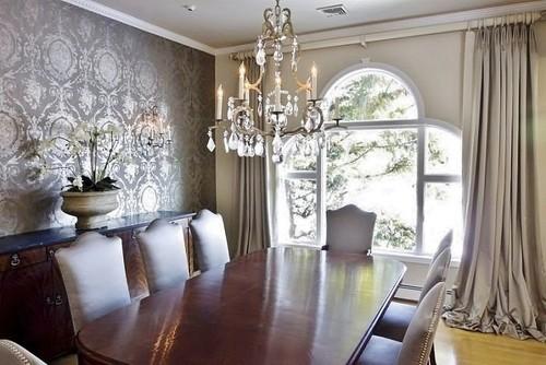 Dining Room Wallpaper Trends
