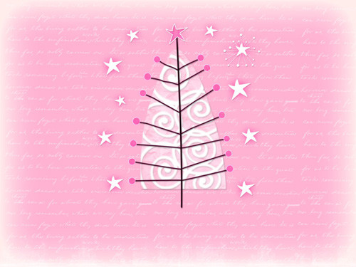 Christmas Wallpaper Pink – Merry Christmas And Happy New Year 2018