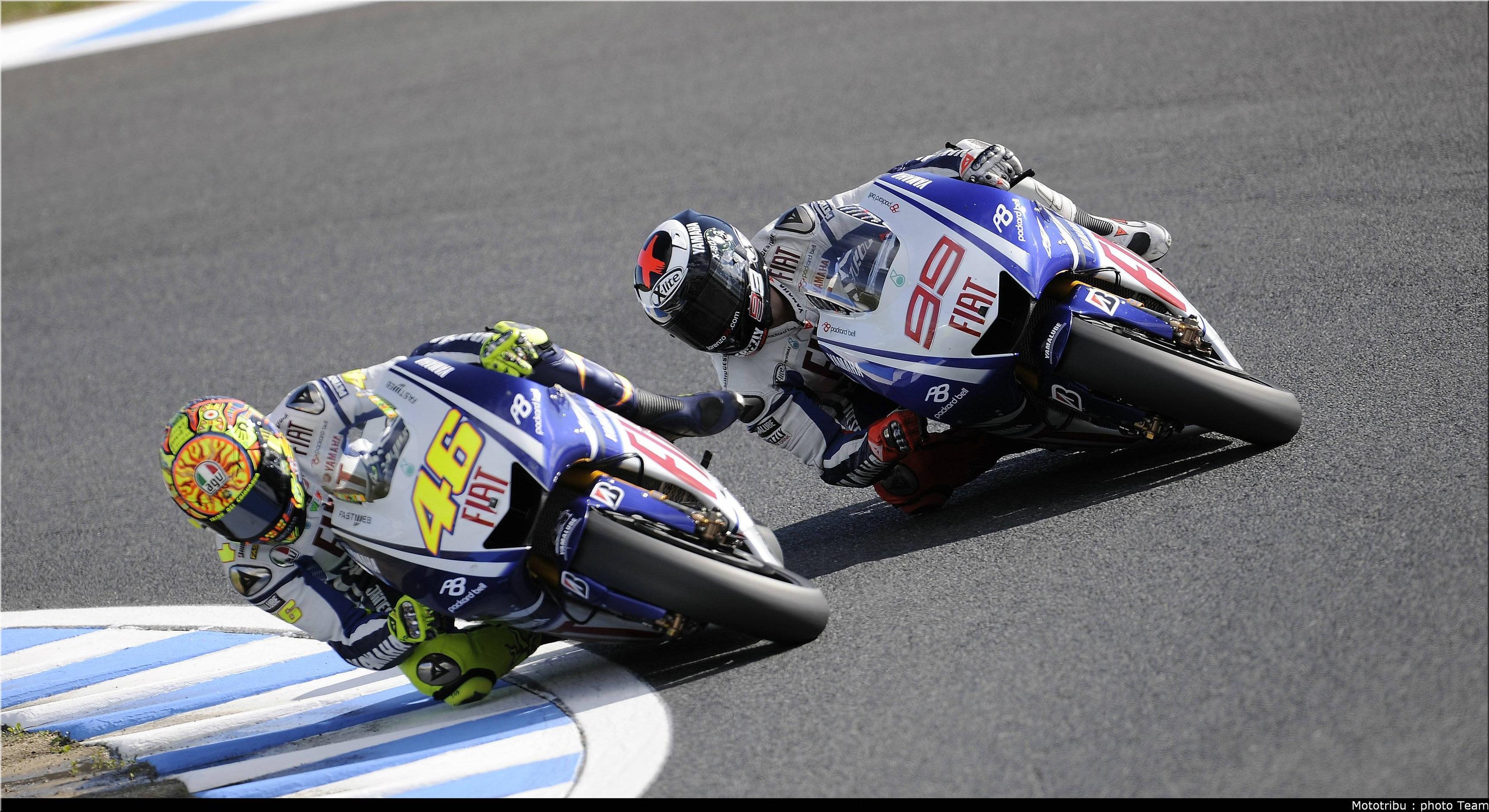 Moto GP Wallpapers 3442x1877