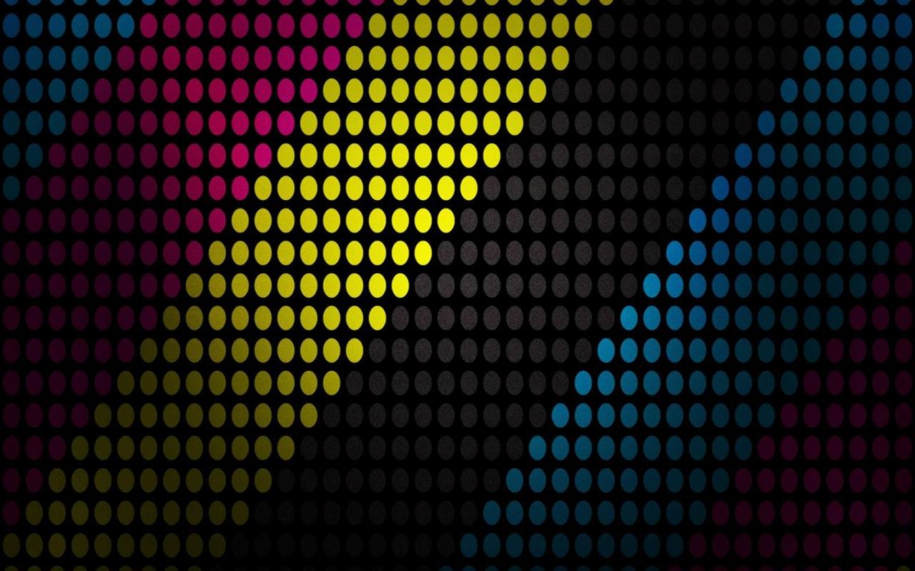 3d Color Wave 1280x800   Fondo hd 1780 1280x800