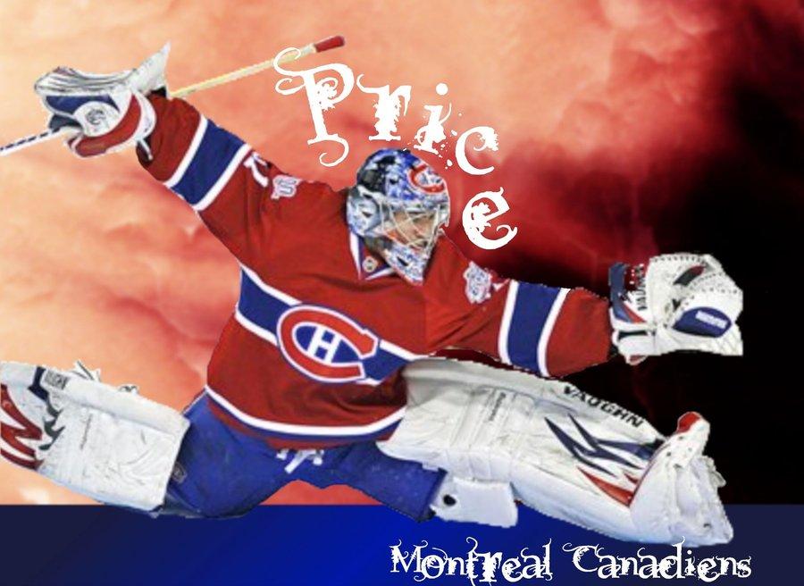 Carey Price Wallpaper by Karecitay 900x656