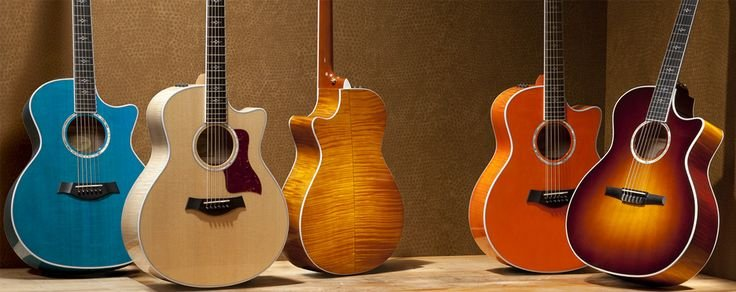 Taylor Acoustic Guitar Wallpaper By Series Taylor Guitars 736x292