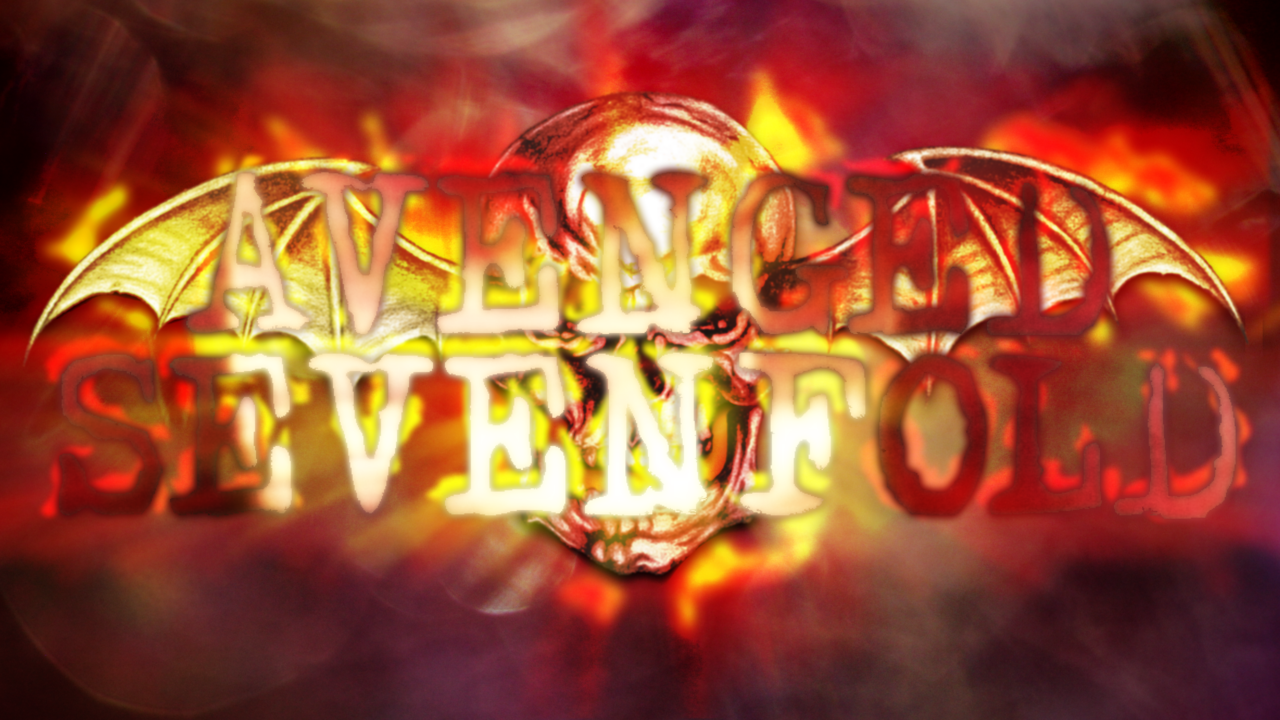 Avenged Sevenfold Wallpaper speedpaint by ImAFutureGuitarHero on 1280x720