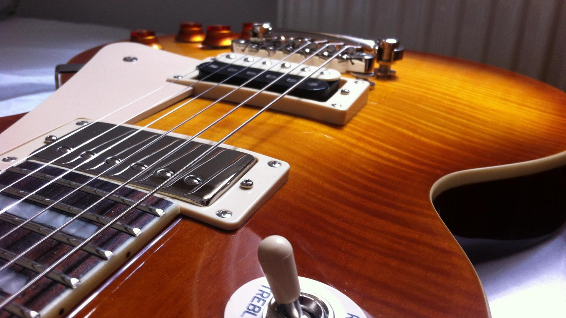 guitar wallpaper les paul - photo #18