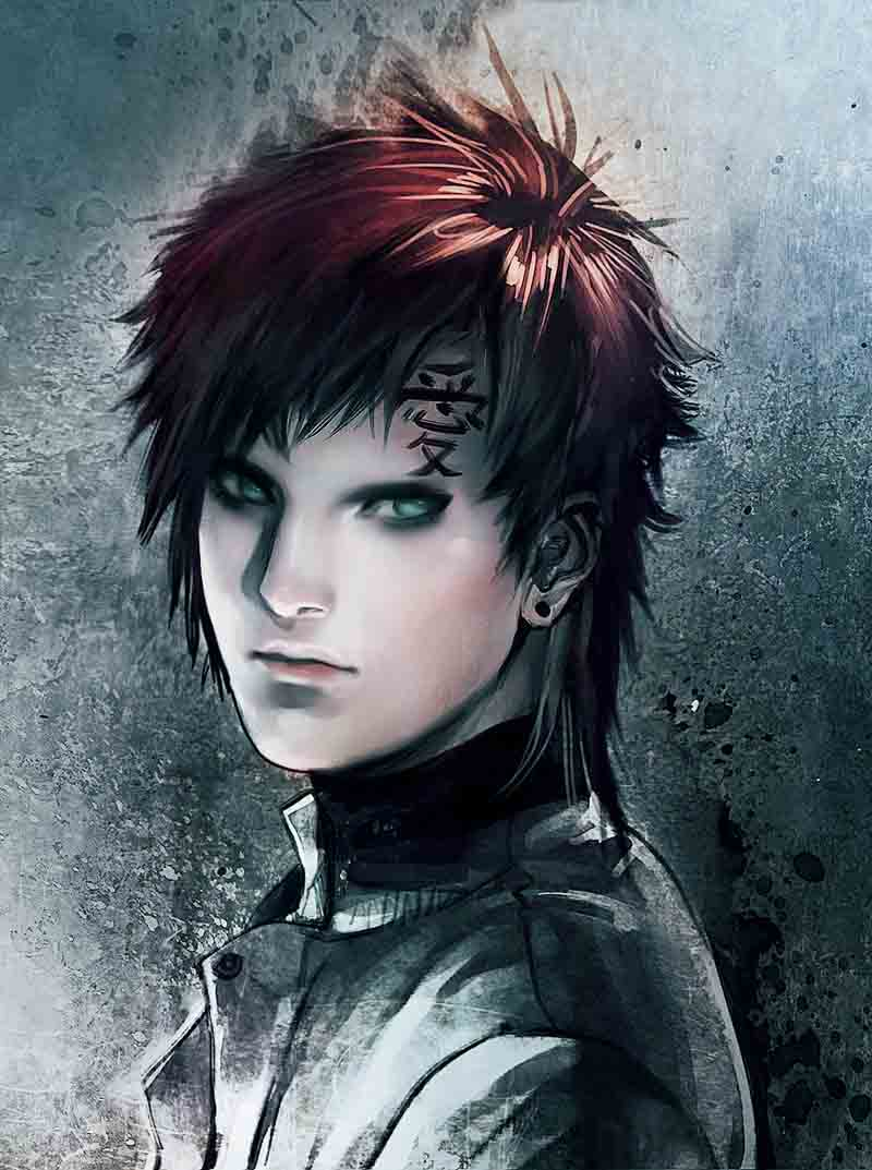 hd wallpapers Wallpaper Kazekage Gaara 800x1073
