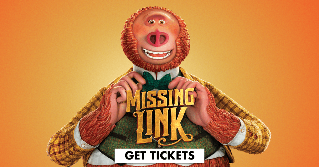 Missing Link Get Tickets Annapurna Pictures Starring Hugh Jackman 1019x535