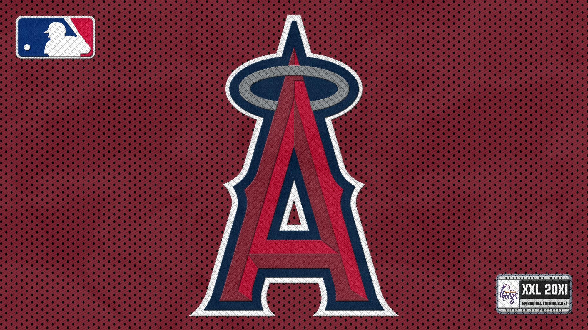 ANAHEIM ANGELS baseball mlb d wallpaper 2000x1125 158462 2000x1125