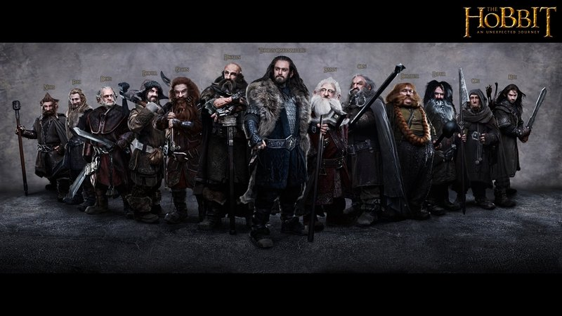 Tags The Lord of the Rings dwarfs 800x450