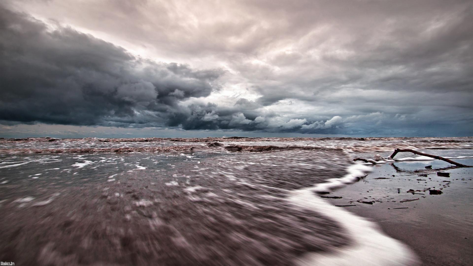 Stormy Ocean Wallpaper - 52DazheW Gallery
