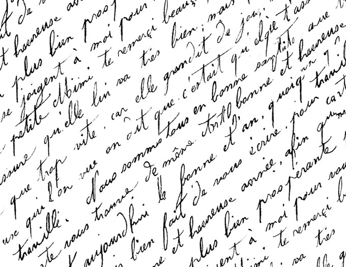 Print antique French script pdf printable to use for holly 680x525