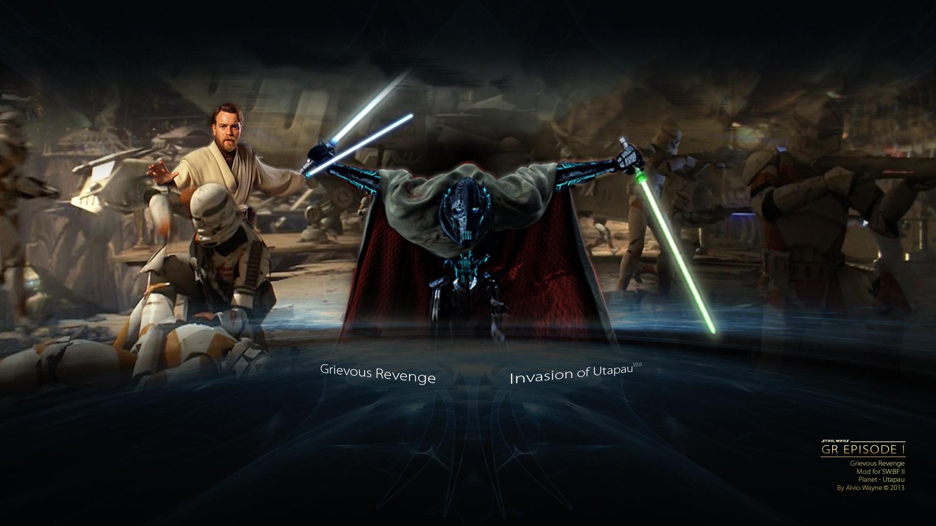 Free Download Download Grievous Revenge Mod For Star Wars