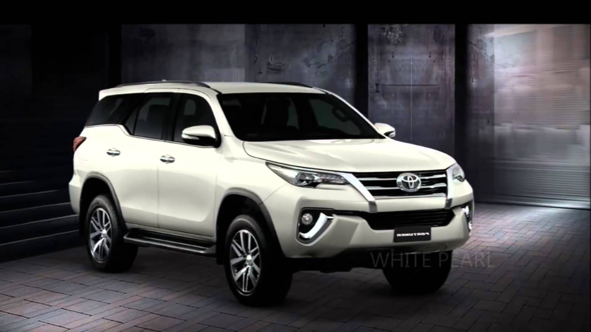 New Toyota Fortuner Wallpaper HD ariewae Car wallpapers 1920x1080